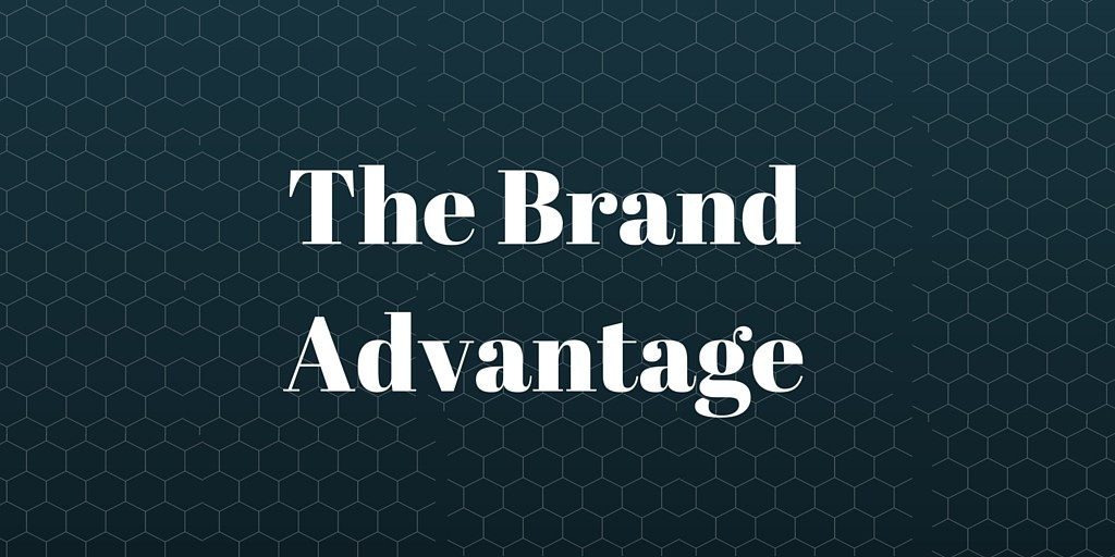 the brand advantage