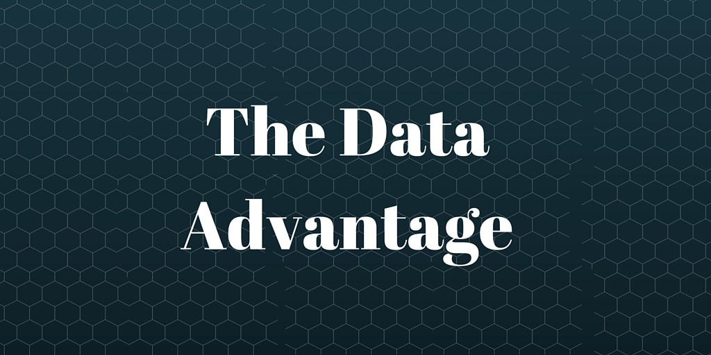 the data advantage